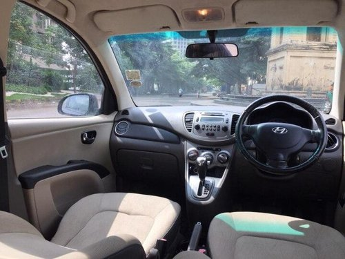 Used Hyundai i10 2011 AT for sale in Thane