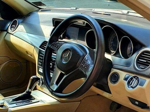 Used Mercedes Benz C-Class C 220 CDI BE Avantgare 2014 AT in New Delhi