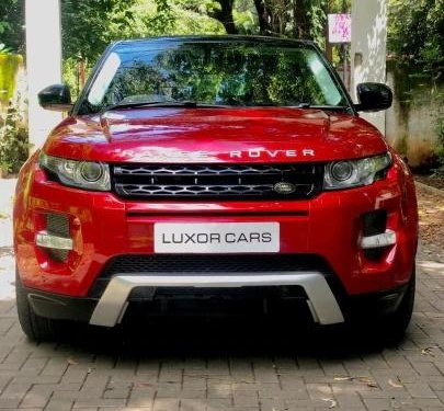 Used 2014 Land Rover Range Rover Evoque AT for sale in Pune