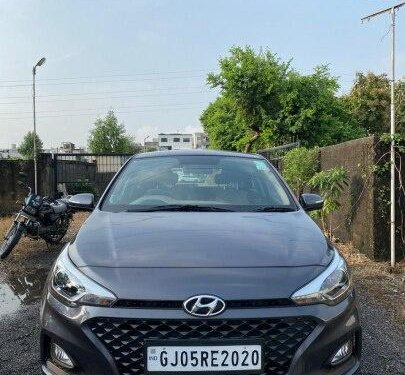 Used Hyundai Elite i20 2018 MT for sale in Surat