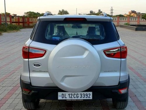 Used Ford EcoSport 1.5 Petrol Titanium 2015 AT in New Delhi -12
