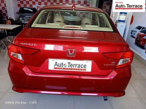 Used Honda Amaze VX Diesel 2018 MT for sale in Kolkata