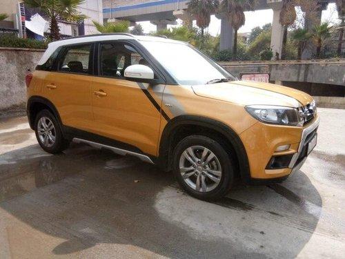 Maruti Suzuki Vitara Brezza 2017 MT for sale in New Delhi