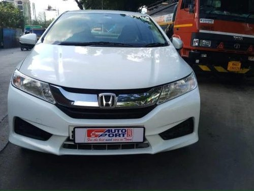 Used 2016 Honda City MT for sale in Mumbai