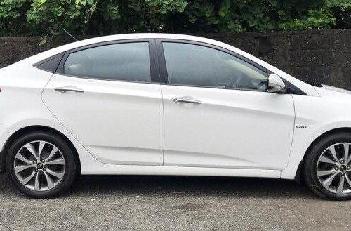 Used Hyundai Verna 2015 MT for sale in Surat