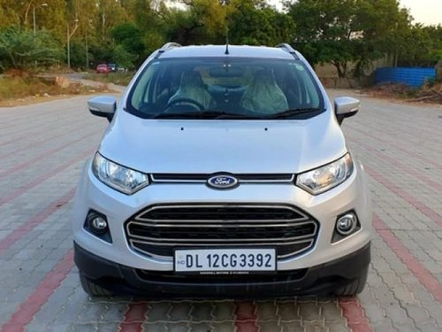 Used Ford EcoSport 1.5 Petrol Titanium 2015 AT in New Delhi -15