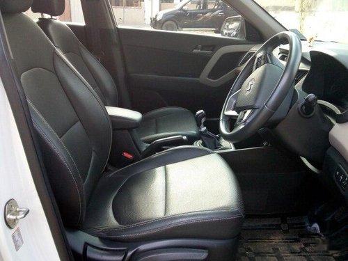 Used 2017 Hyundai Creta MT for sale in Coimbatore