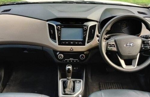 Used 2015 Hyundai Creta AT for sale in Hyderabad