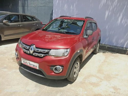 Used Renault KWID 2017 MT for sale in Chennai