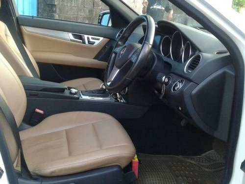 Used 2011 Mercedes Benz C-Class AT for sale in Mumbai