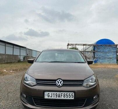 Used Volkswagen Vento 1.5 TDI Highline Plus AT 2015 AT in Surat