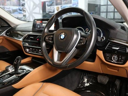 Used 2018 BMW 5 Series AT for sale in New Delhi