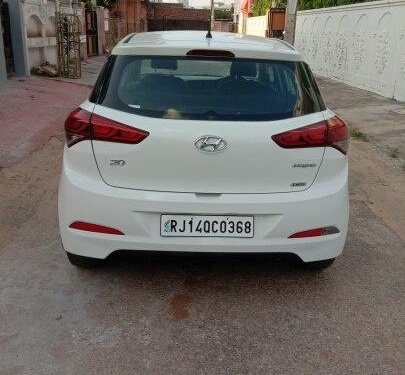 Used Hyundai Elite i20 2016 MT for sale in Jaipur