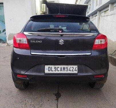 2017 Maruti Suzuki Baleno Zeta MT for sale in Noida