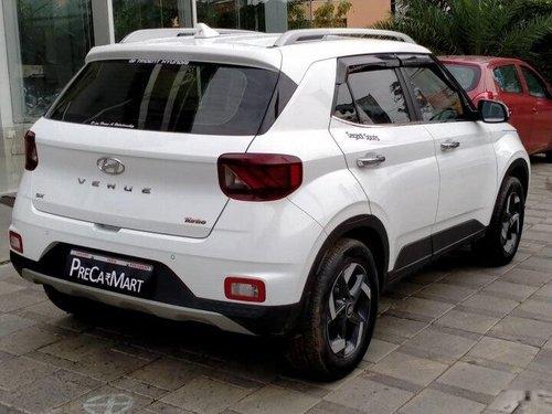Used 2019 Hyundai Venue MT for sale in Bangalore