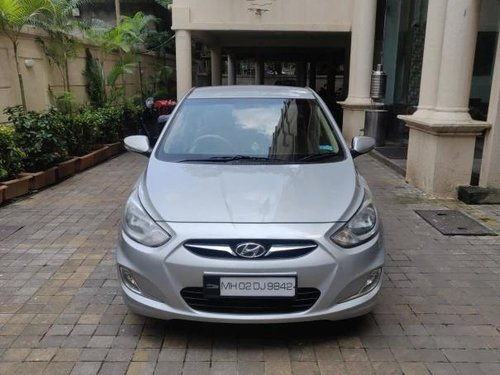 Used Hyundai Verna 2014 AT for sale in Thane