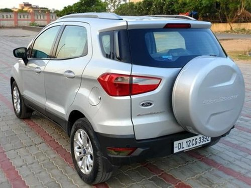 Used Ford EcoSport 1.5 Petrol Titanium 2015 AT in New Delhi