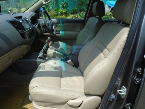 Used Toyota Fortuner 4x2 Manual 2012 MT for sale in Mumbai