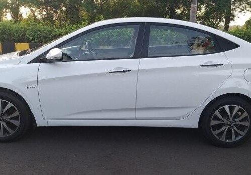Hyundai Verna 1.6 SX VTVT 2013 AT for sale in Mumbai