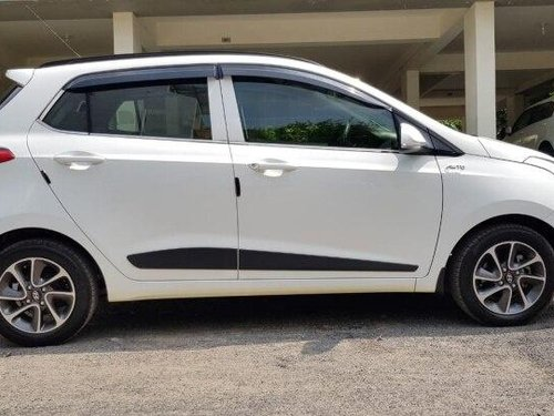 2019 Hyundai Grand i10 1.2 Kappa Sportz Option AT in Ahmedabad