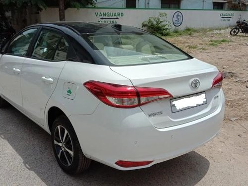 Used Toyota Yaris V CVT BSIV 2019 AT for sale in Bangalore