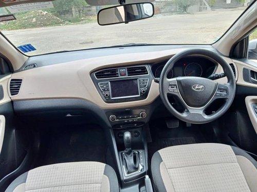 Used Hyundai Elite i20 2018 AT for sale in Bangalore