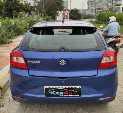 Used Maruti Suzuki Baleno 2016 MT for sale in Hyderabad