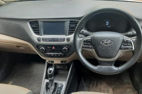 Hyundai Verna 1.6 SX VTVT 2018 AT for sale in Pune