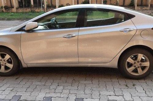 Used Hyundai Elantra 2013 MT for sale in Nagpur