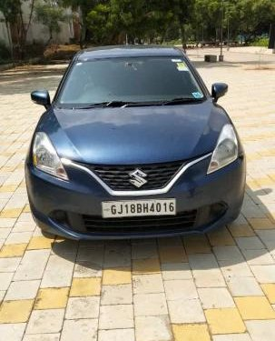 Maruti Suzuki Baleno 1.2 Delta 2018 MT for sale in Ahmedabad -13