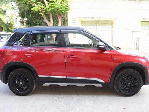 Used Maruti Suzuki Vitara Brezza 2018 AT for sale in Ahmedabad