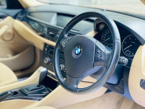 Used BMW X1 sDrive20d 2012 AT for sale in Bangalore
