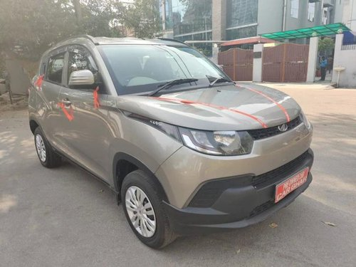 Used Mahindra KUV100 NXT 2017 MT for sale in Noida
