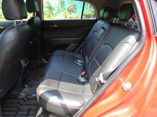 Hyundai Creta 1.6 VTVT AT SX Plus 2016 in Mumbai