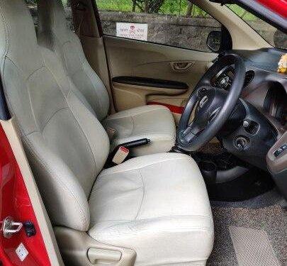 Used Honda Brio 2012 MT for sale in Pune