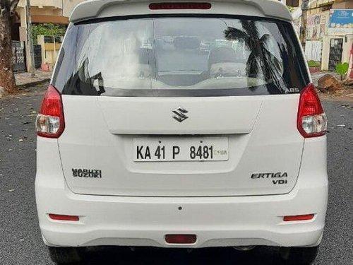 Used Maruti Suzuki Ertiga VDI 2013 MT for sale in Bangalore