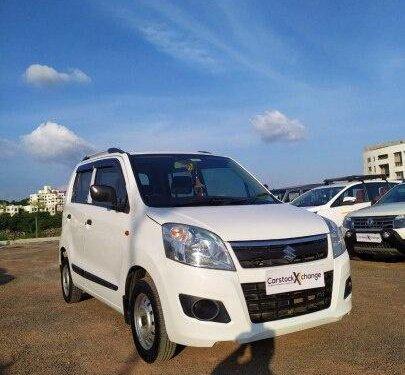 Maruti Suzuki Wagon R LXI 2015 MT for sale in Pune