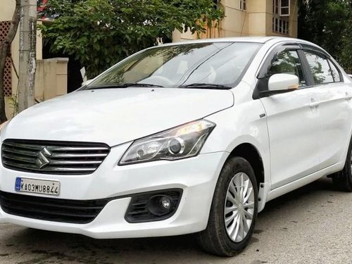 Used Maruti Suzuki Ciaz VDi Plus 2014 MT for sale in Bangalore -7