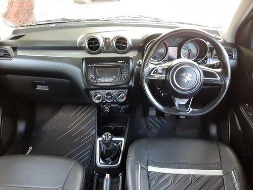 Used 2018 Maruti Suzuki Swift VXI MT for sale in Indore