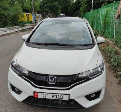 Used Honda Jazz 1.2 V i VTEC 2015 MT for sale in Hyderabad