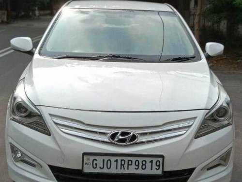 Used Hyundai Verna SX Opt 2016 AT for sale in Ahmedabad -13