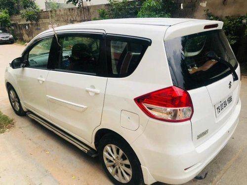 Maruti Suzuki Ertiga ZDi 2014 MT for sale in Hyderabad