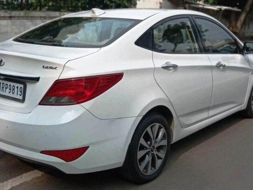 Used Hyundai Verna SX Opt 2016 AT for sale in Ahmedabad -11