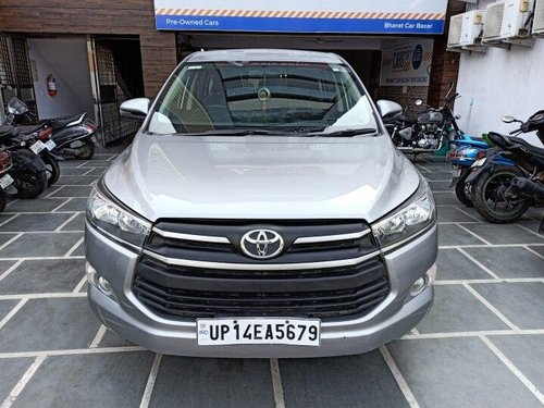 Used 2019 Toyota Innova Crysta MT for sale in New Delhi