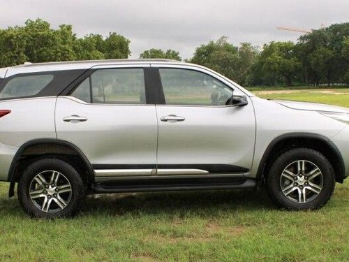 Used Toyota Fortuner 2.8 2WD MT 2019 MT for sale in Ahmedabad