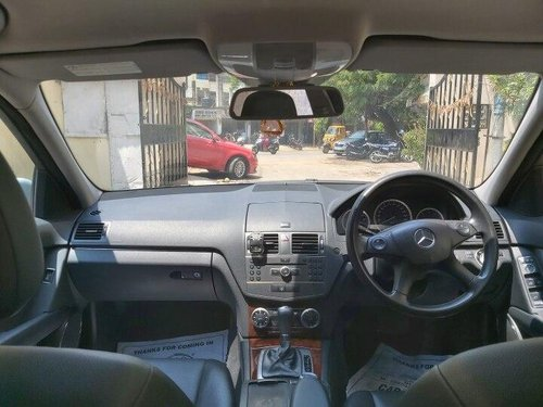 Mercedes-Benz C-Class 220 CDI AT 2011 AT for sale in Hyderabad