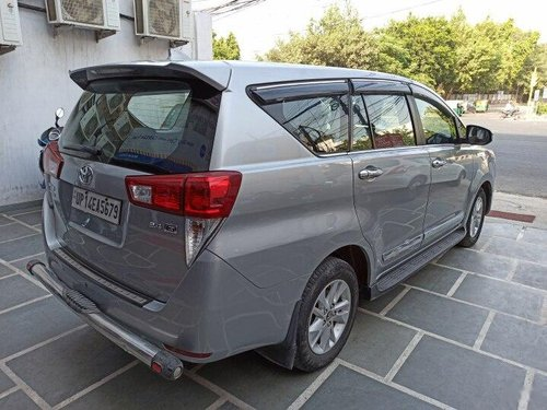 Used 2019 Toyota Innova Crysta MT for sale in New Delhi -13