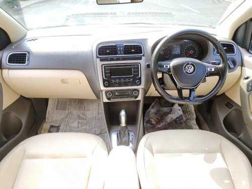 Used Volkswagen Vento 2015 AT for sale in Ahmedabad