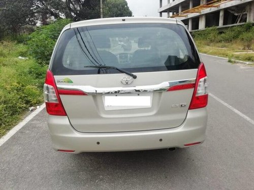 Toyota Innova 2.5 G (Diesel) 7 Seater BS IV 2014 MT in Bangalore