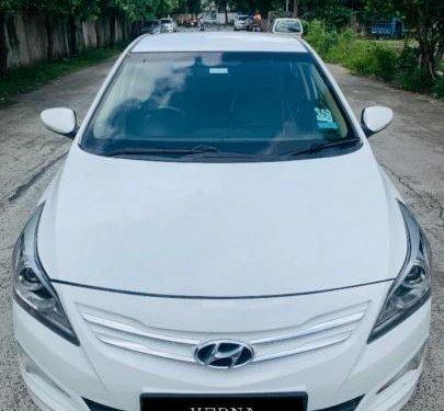 Used 2015 Hyundai Verna MT for sale in Surat